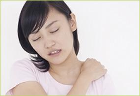 肩の症状についてのイメージ
