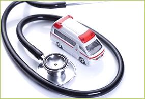 交通事故治療とは?のイメージ
