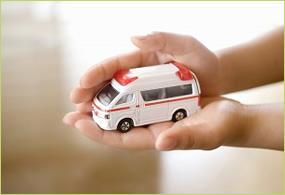 交通事故の補償・慰謝料について